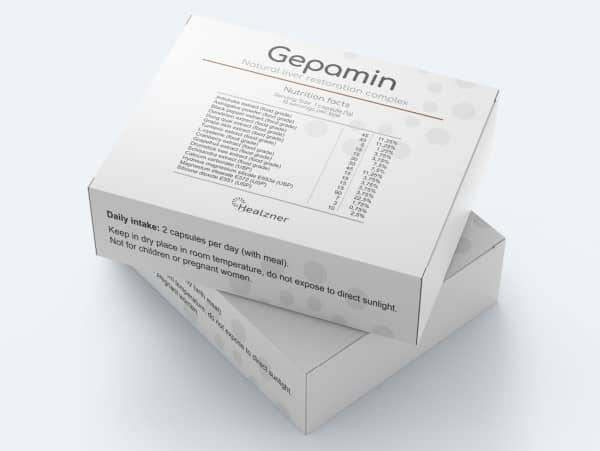 Gepamin capsules